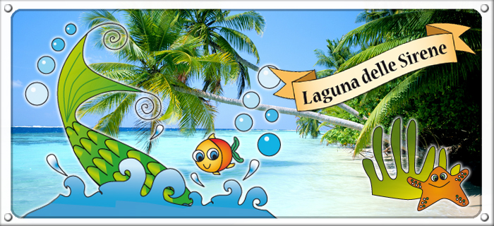Laguna delle sirene